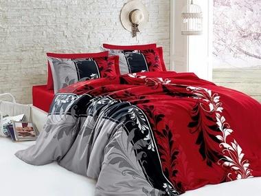 Червона постільна білизна в інтернет магазині Postelok  ee18775d4a3d2