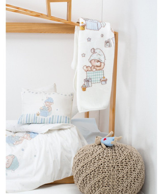 Плед-покрывало KARACA HOME FUNNY BEARS 100х120 см.