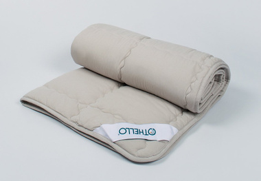 Одеяло OTHELLO COTTONFLEX GREY, Серый, 95х145 см.