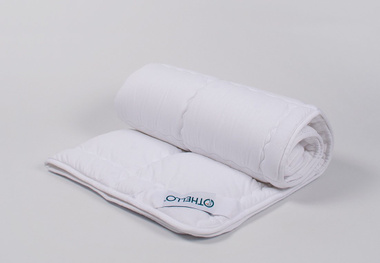 Одеяло OTHELLO COTTONFLEX WHITE, Белый, 95х145 см.